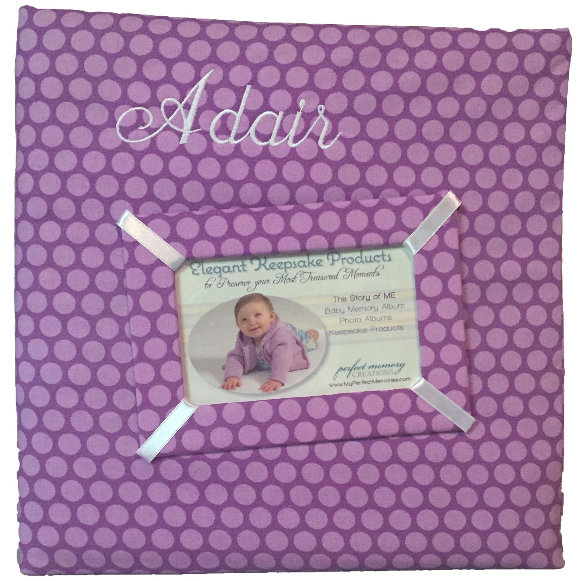 Adair's Baby Book