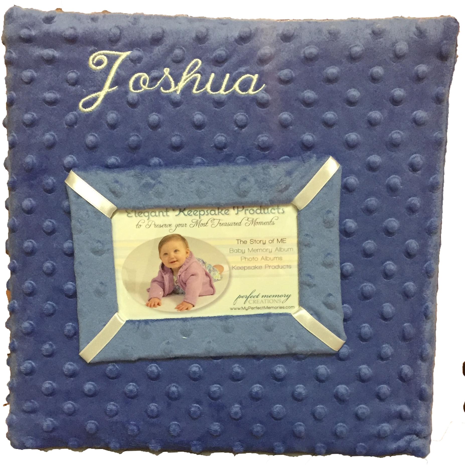 Joshua's Baby Book